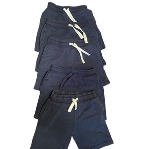 H&M 3-4 years shorts bundle in navy